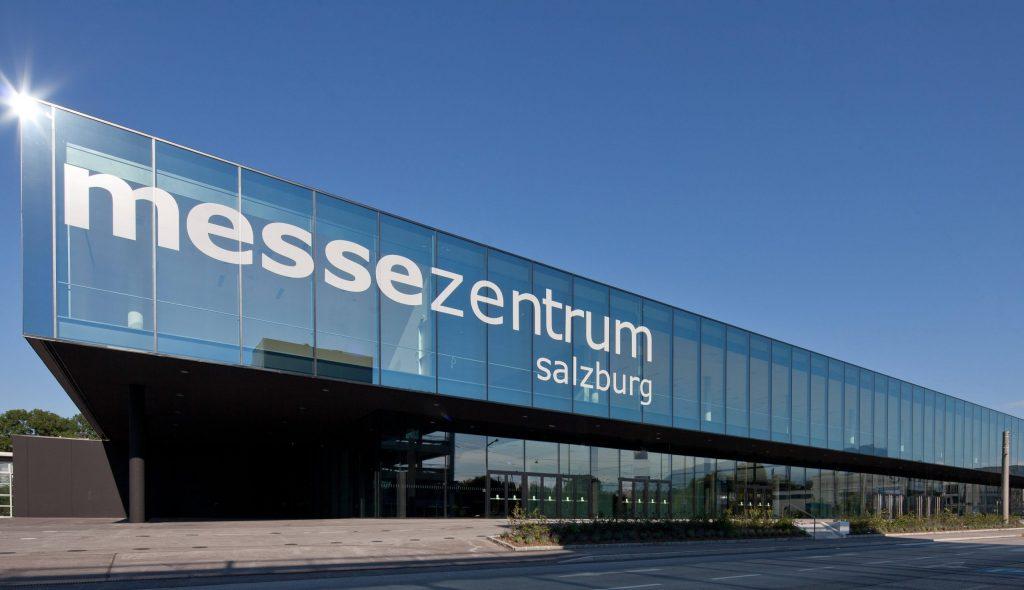 Messezentrum Salzburg Außenansicht